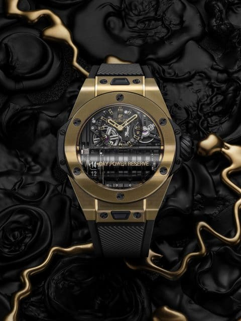 Hublot: Big Bang MP-11 Magic Gold
