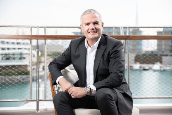 Hublot-CEO Ricardo Guadalupe
