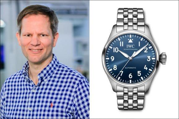 Der Favorit von Chronos-Redakteur Jens Koch ist die IWC Big Pilot's Watch 43.
