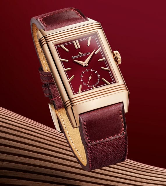 Jaeger-LeCoultre: Tribute Duoface Fagliano Limited