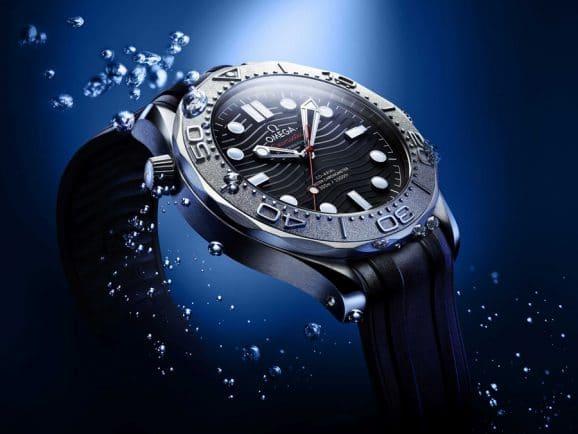 Omega: Seamaster Diver Nekton Edition