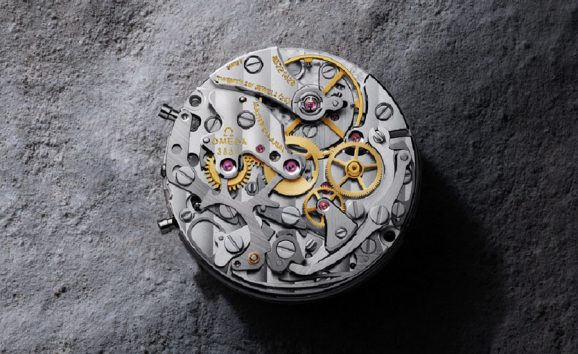 Omega: Kaliber 3861