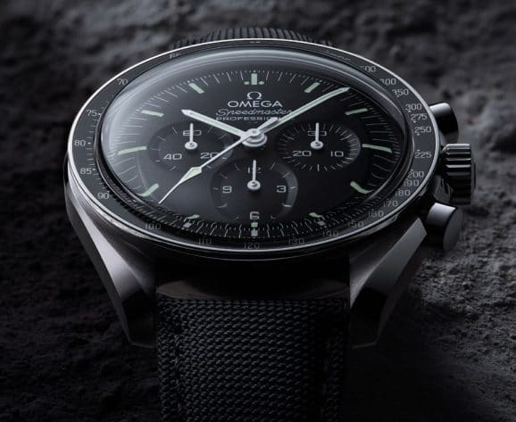 Omega: Speedmaster Moonwatch wird zum Master Chronometer