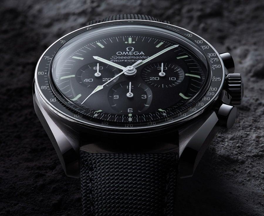 Omega: Speedmaster Moonwatch wird zum Master Chronometer