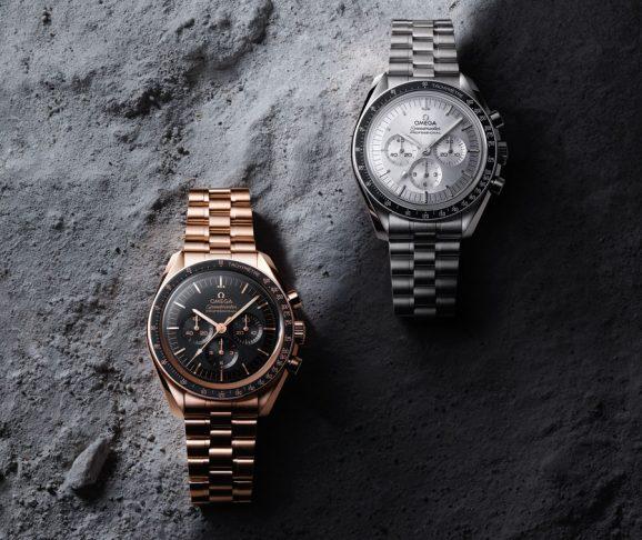 Omega: Die neue Speedmaster Moonwatch Master Chronometer gibt es in acht Varianten