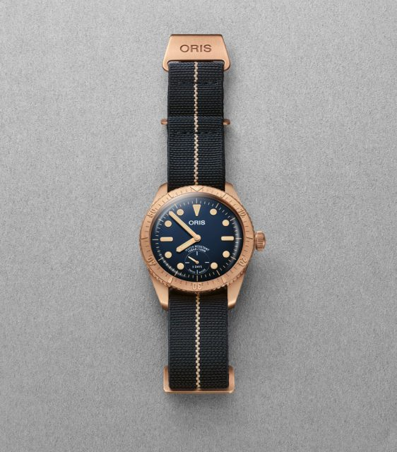 Oris: Carl Brashear Cal. 401 Limited Edition