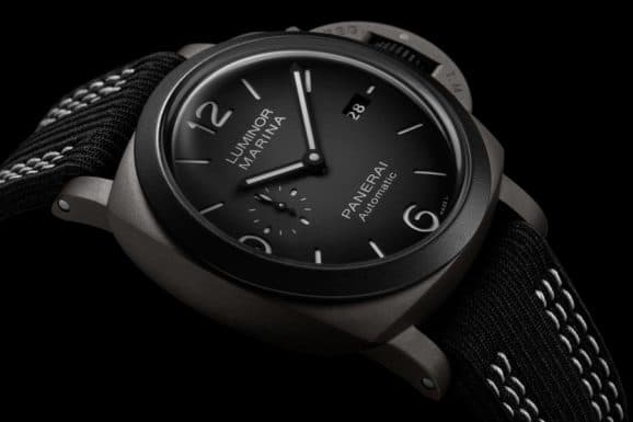 Panerai: Luminor Marina 44mm – Guillaume Néry Edition (PAM01122)