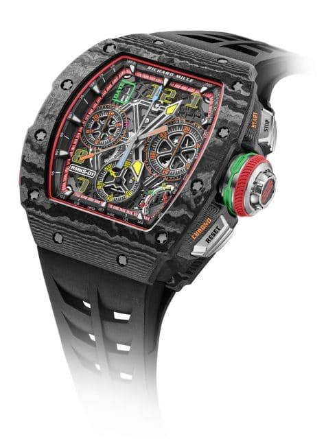 Richard Mille: RM 65-01 Automatic Split Second Chronograph