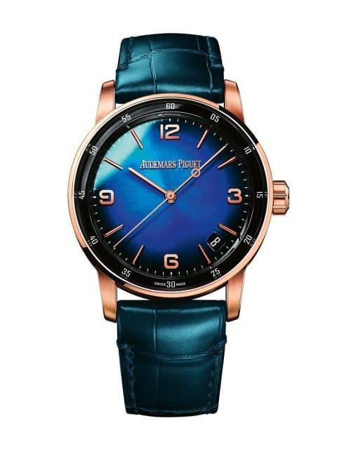 Audemars Piguet: Code 11.59 in Blau