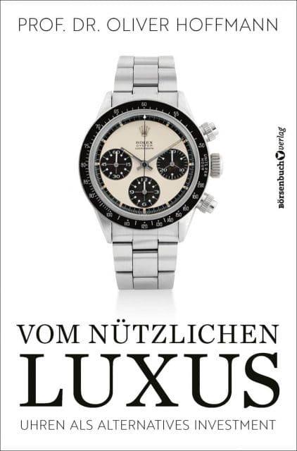 """Prof. Dr. Oliver Hoffmann : """"Vom nützlichen Luxus"""""""