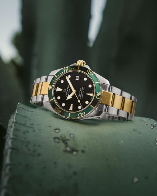 Certina: Action Diver 38 Millimeter