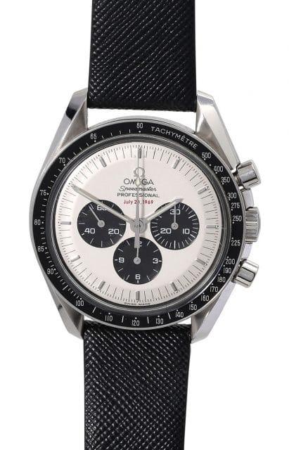 Eppli Auktionshighlight: Omega Speedmaster Apollo 11 35th Anniversary