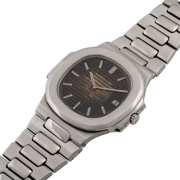 "Eppli Auktionshighlight: Patek Philippe Nautilus 3700 1A 050 ""Tropical Dial"""