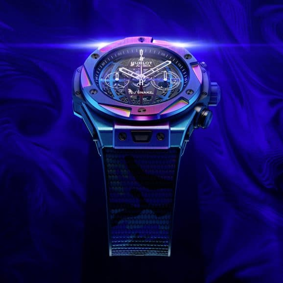 Hublot: Big Bang DJ Snake