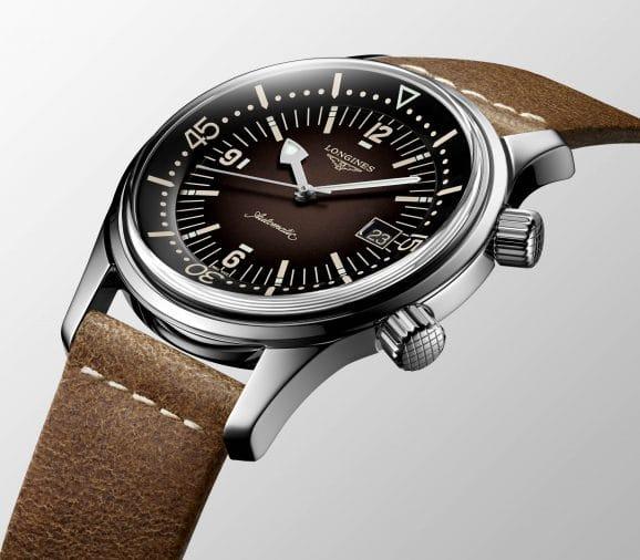 Longines: Legend Diver Watch in neuer Auflage