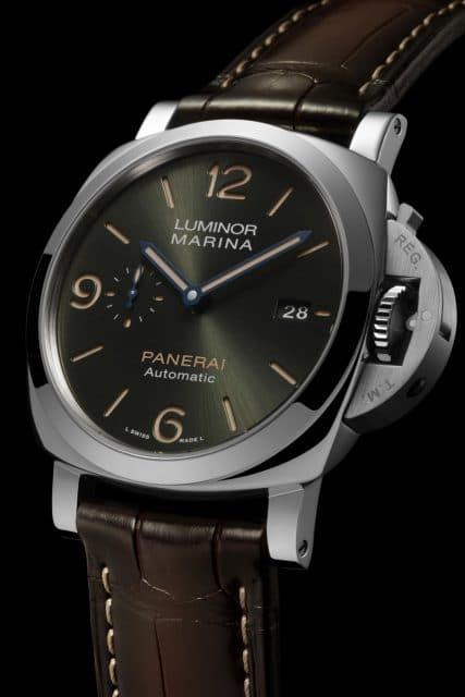 Panerai: Platinumtech Luminor Marina (PAM01116)