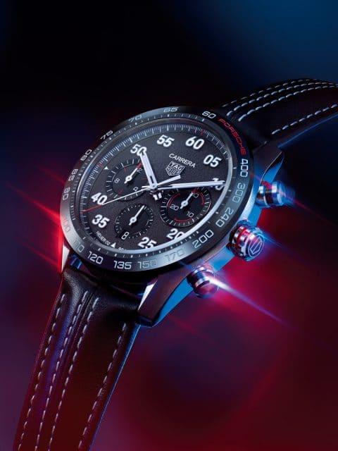 TAG Heuer: Carrera Porsche Chronograph Special Edition 44 mm Calibre Heuer 02 Automatik