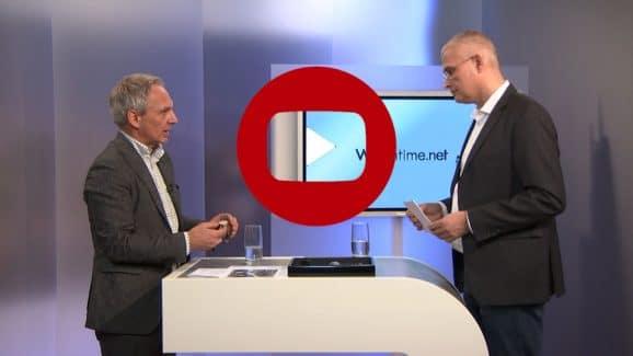 WatchTalk: Daniel Hug von Longines und Rüdiger Bucher