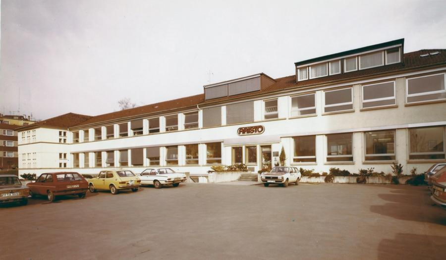 Aristo Gebäude