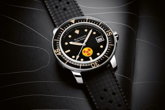 Blancpain: Tribute to Fifty Fathoms No Rad