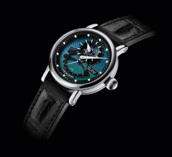 Chronoswiss: Open Gear ReSec Paraiba