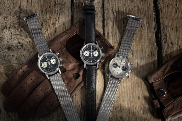 Hamilton: Intra-Matic Chronograph H