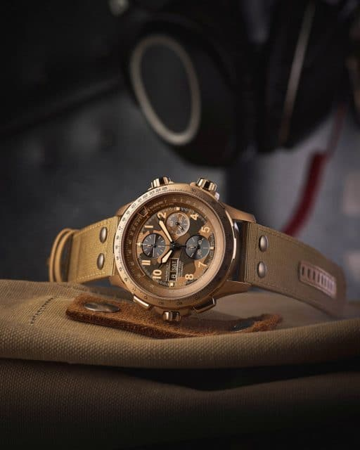 Hamilton: Khaki Aviation X-Wind Auto Chrono