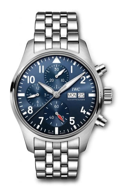 IWC Pilot's Watch Chronograph 41