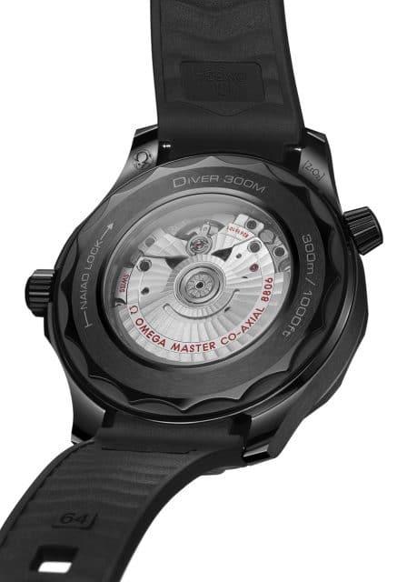 Omega: Seamaster Diver 300M Black Black