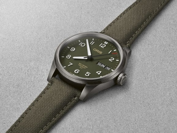 Oris: TLP Limited Edition