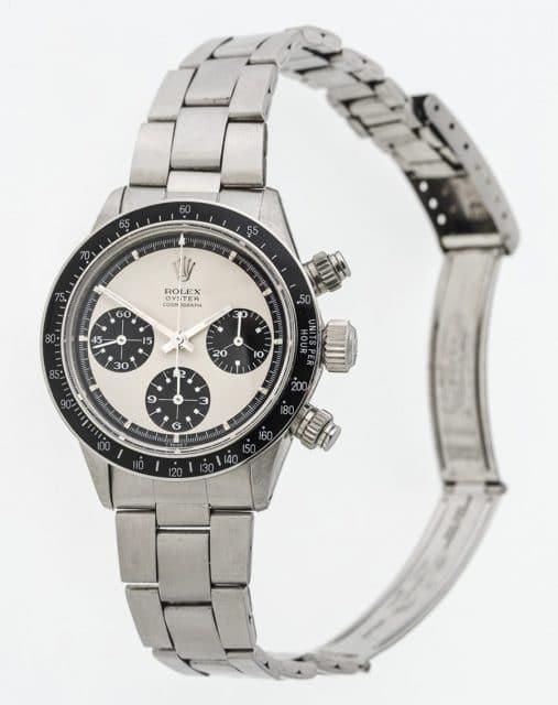 Rolex: Paul Newman Mark 1 Panda Schließe