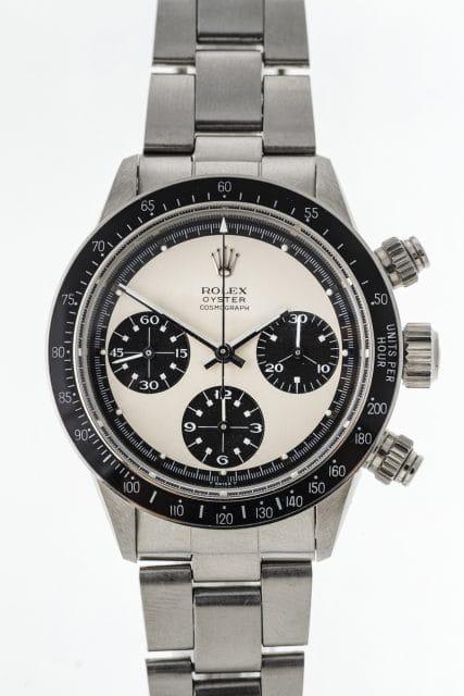 Rolex: Paul Newman Mark 1 Panda