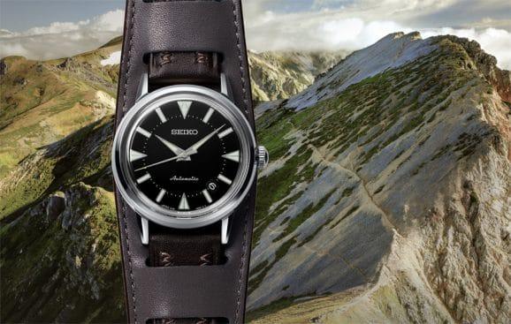 Seiko: Prospex Neuauflage der Alpinist von 1959