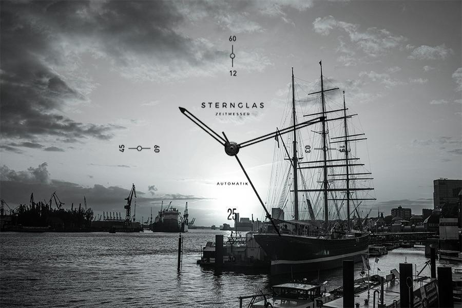 Sternglas: Hamburg Automatik