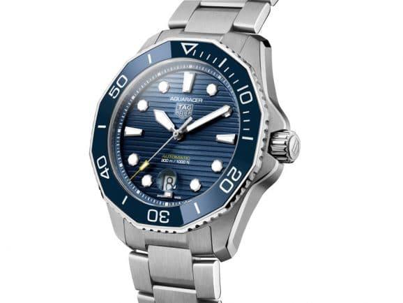 TAG Heuer: Aquaracer Professional 300 blau
