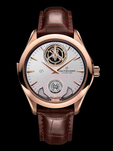 Carl F. Bucherer: Manero Minute Repeater Symphony