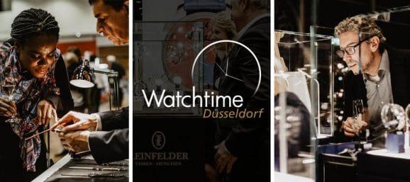 Awards Events Seitenteiler Watchtime Düsseldorf
