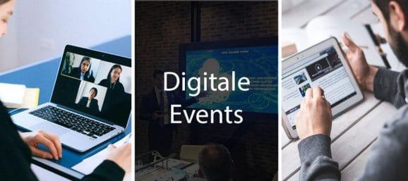 Events Awards Seitenteiler digitale Events