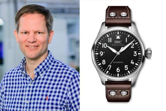 Die Big Pilot's Watch 43 von IWC ist das Highlight von Chronos-Redakteur Jens Koch