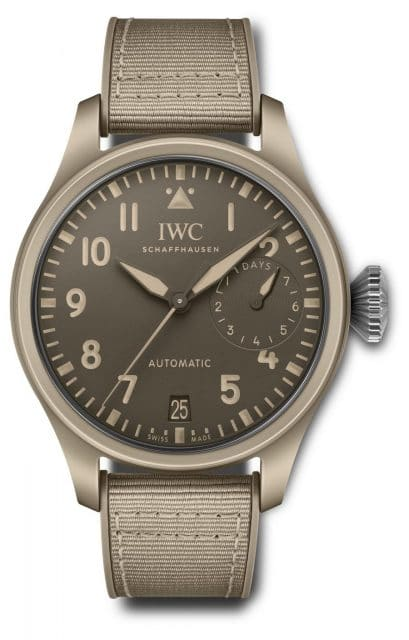 "IWC Big Pilot's Watch TOP GUN Edition ""Mojave Desert"""