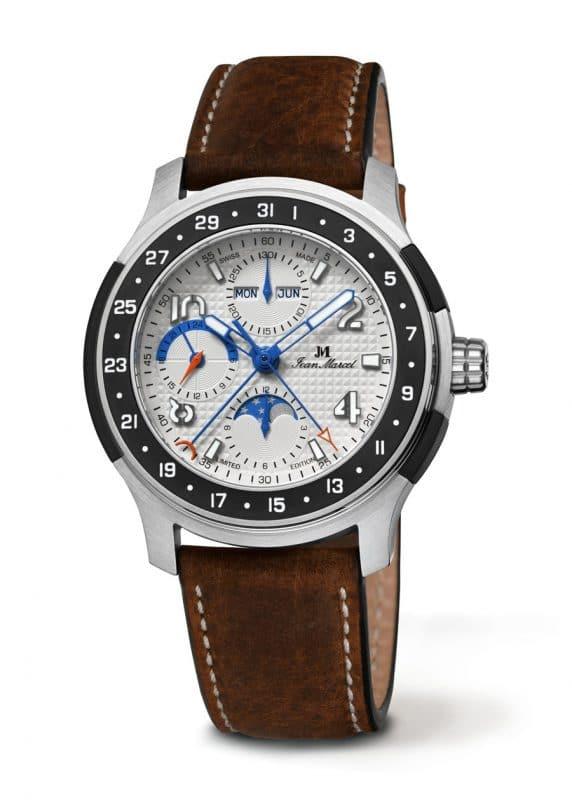 Jean Marcel: Handaufzug Chronograph Splendor