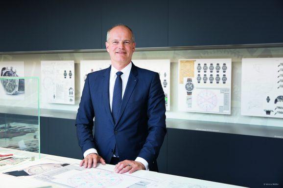 Junghans Geschäftsführer: Matthias Stotz