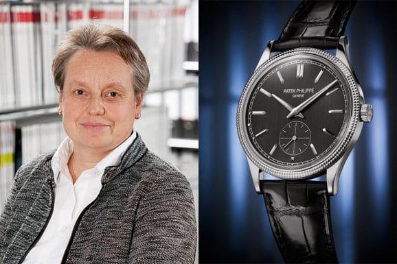 Die neue Calatrava Referenz 6119G von Patek Philippe ist der Favorit von Martina Richter, stellvertrende Chefredakteurin UHREN-MAGAZIN