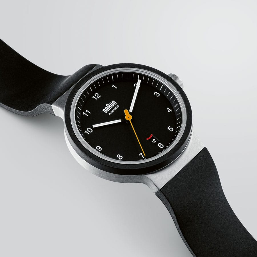 Red Dot Design Award 2021: Braun BN0278 Automatic Watch