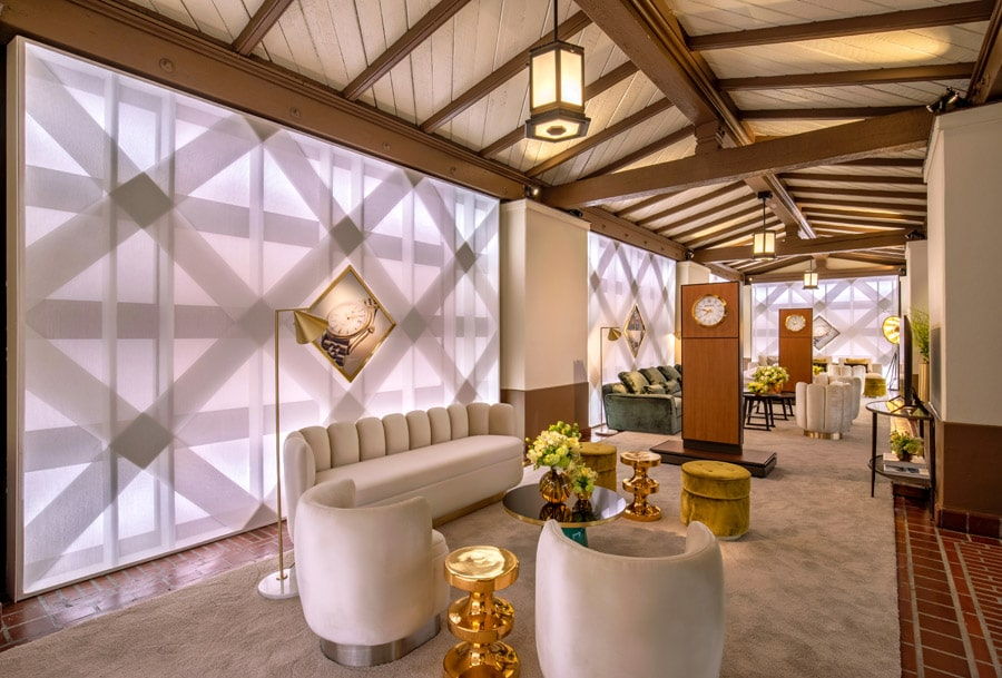 Rolex: Greenroom bei den Oscars 2021