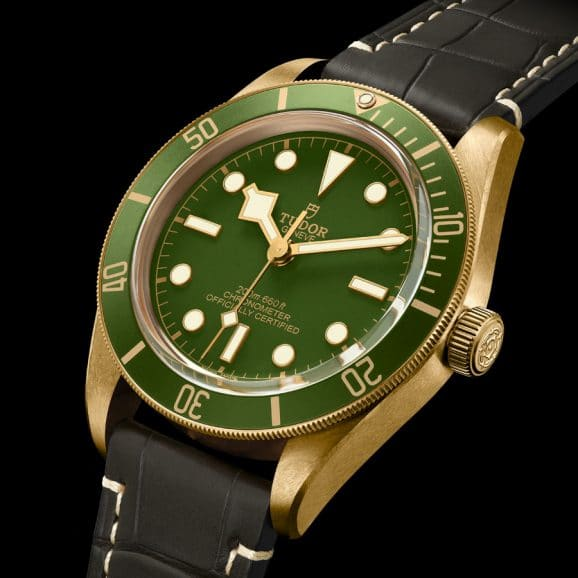 Tudor: Black Bay Fifty-Eight 18K