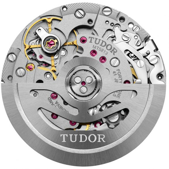 Tudor: Kaliber MT5813 Black in der Bay Chrono