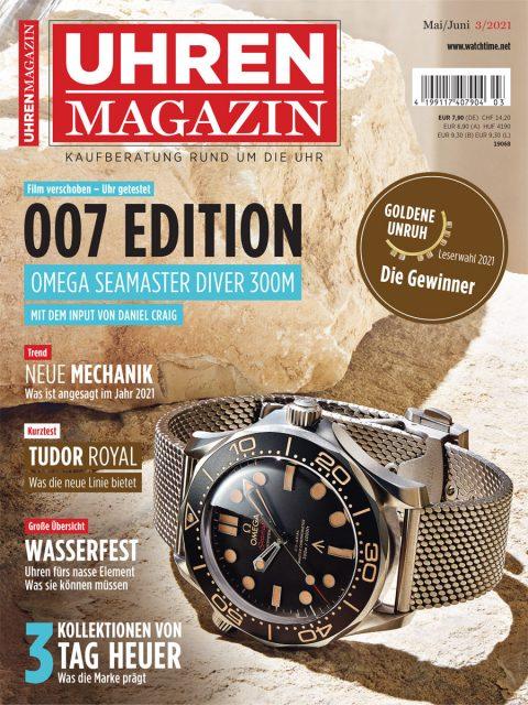 UHREN-MAGAZIN Heft 3/2021