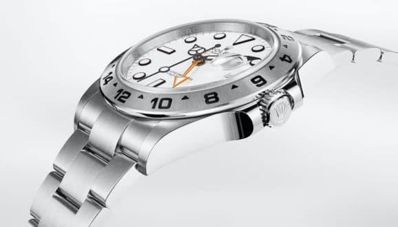 2021: Rolex Oyster Perpetual Explorer II