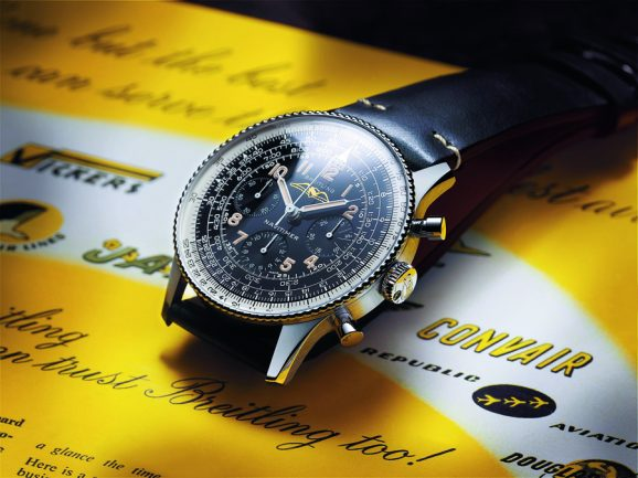 Breitling: Navitimer Retro